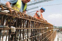 ferro para construção civil
