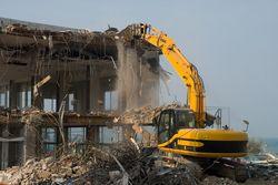 custo para demolição de casas