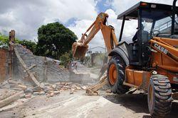 empresas de demolição de edifícios