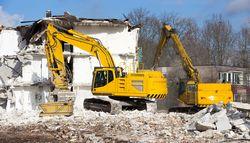 demolição em sp