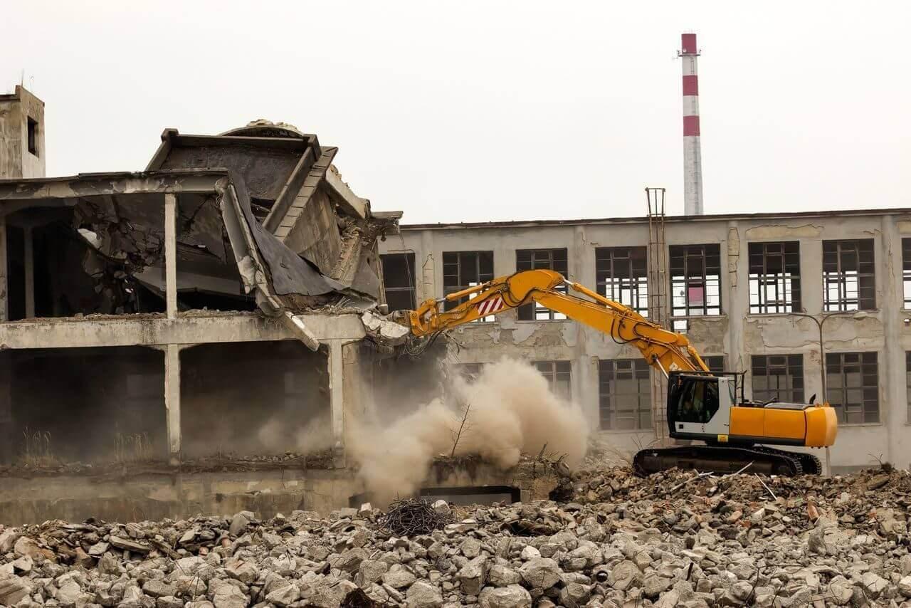Empresa Demolição