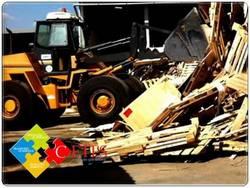 Destinação de resíduos da construção civil