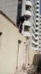 Demolição de edifícios