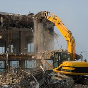 Empresa de demolição de estrutura metalica
