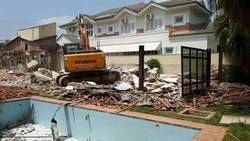Preço demolição