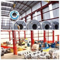 Produtos siderúrgicos na construção civil
