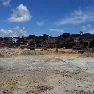 Serviço de demolição na Bahia