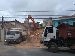 Serviços de demolição em Santos